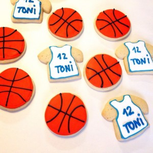 Galletas basquet