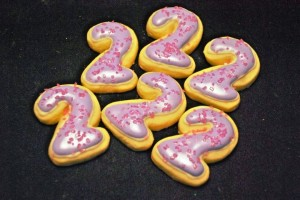 Galletas Decoradas Número 2