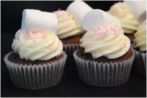 Cupcakes Nube