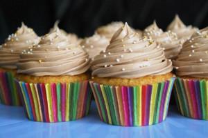 Cupcakes Avellana y Nutella